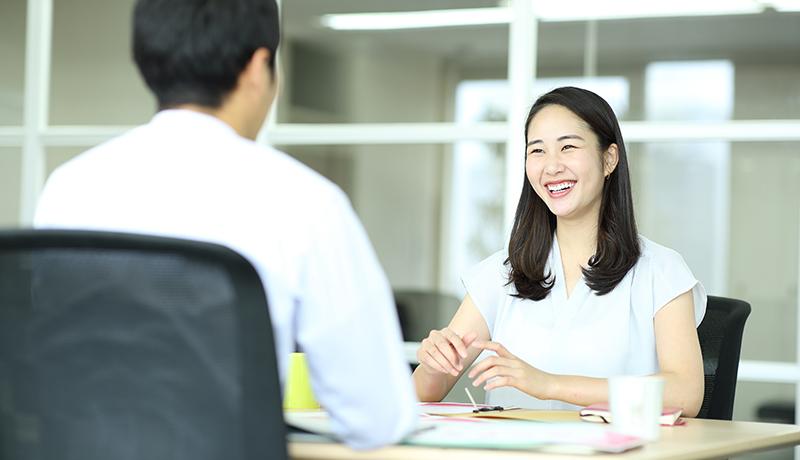 内定・入社までの5ステップ 求人情報のご紹介