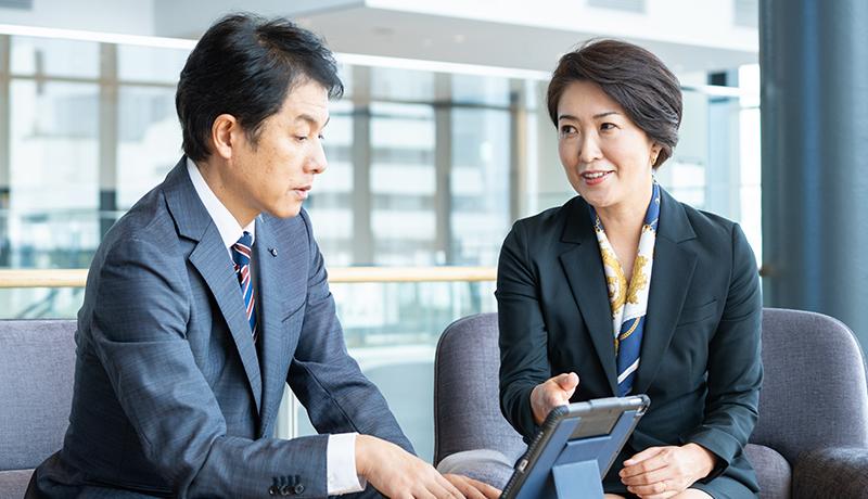 転職をお考えの方 企業のことを熟知したコンサルタントがサポート